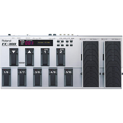 Roland FC-300 MIDI Footswitch Controller