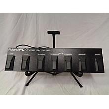 Roland FC-7 MIDI Foot Controller
