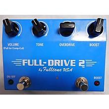Fulltone FD2MOS Fulldrive 2 Effect Pedal