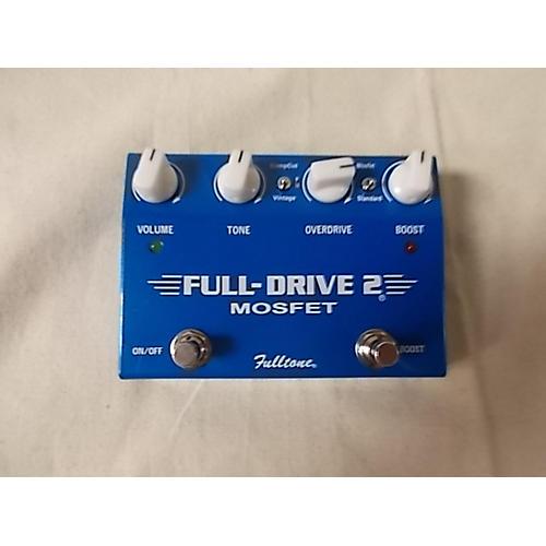 Fulltone FD2MOS Fulldrive 2 Mosfet Overdrive Baltic Blue