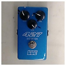 BBE FD427P Distortion Effect Pedal