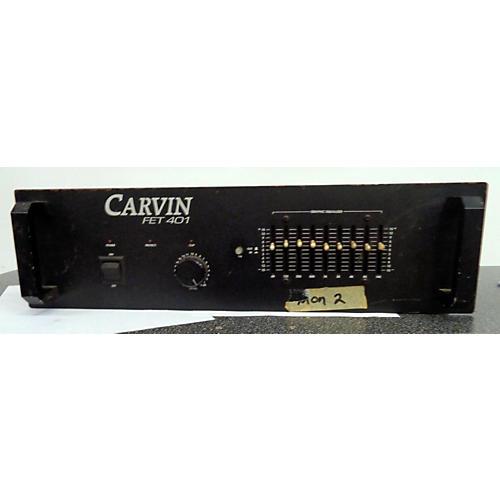 Carvin FET401 Power Amp