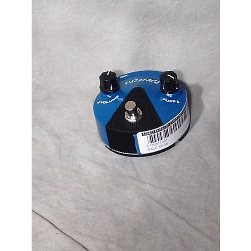 Dunlop FFM1 Silicon Fuzz Face Mini Effect Pedal
