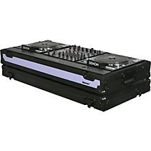 Odyssey FFX12CDJWBL Dual Large Format Tabletop CD/Digital DJ Coffin Level 2 Regular 190839261137