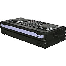 Odyssey FFX12CDJWBL Dual Large Format Tabletop CD/Digital DJ Coffin