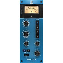 Slate Digital FG-116 Blue Series FET Compressors