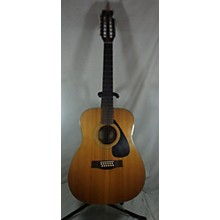 Yamaha FG 312 12 String Acoustic Guitar