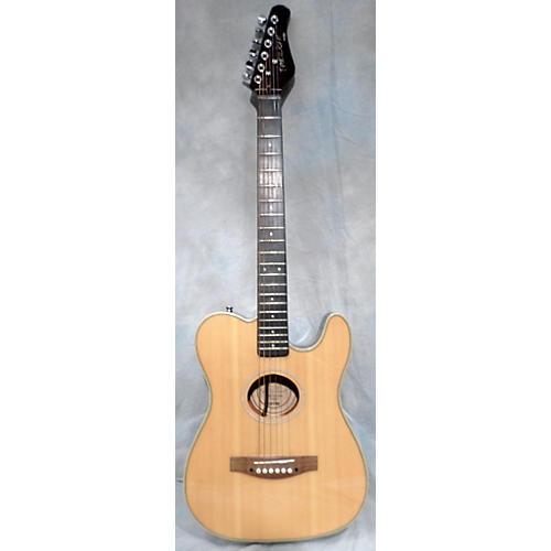 used fretlight fg 400 acoustic guitar guitar center. Black Bedroom Furniture Sets. Home Design Ideas