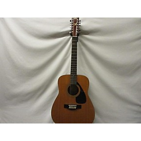 used fg 411 12 12 string acoustic guitar guitar center. Black Bedroom Furniture Sets. Home Design Ideas