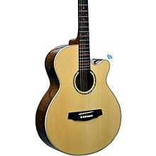 Fretlight FG-629 Wireless Acoustic-Electric Guitar Level 1 Natural