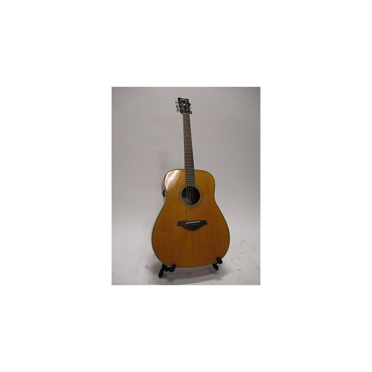 Yamaha FG-tA Transacoustic Acoustic Electric Guitar