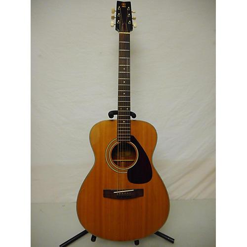 Used Yamaha Fg110 Acoustic Guitar Guitar Center