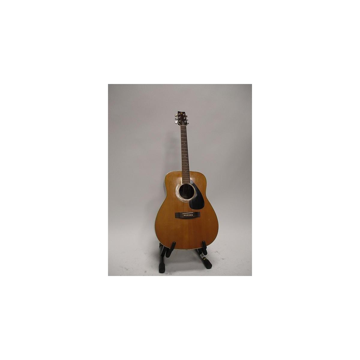 Yamaha FG180 Acoustic Guitar