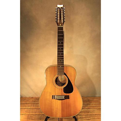 Yamaha FG312 12 String Acoustic Guitar