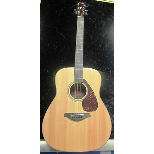 Yamaha Fg S A  String Guitar