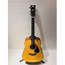 Yamaha FG700S Left Handed Acoustic Guitar