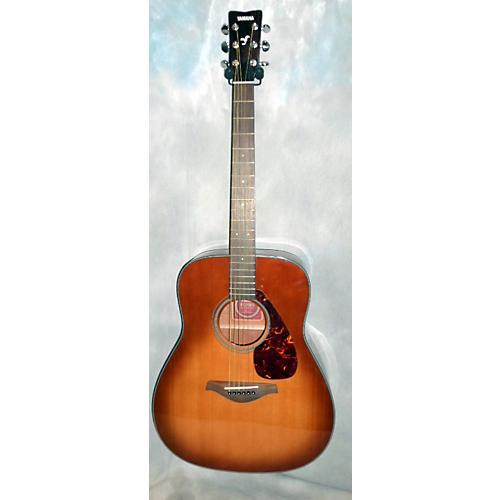 Yamaha FG700S Sandburst Acoustic Guitar