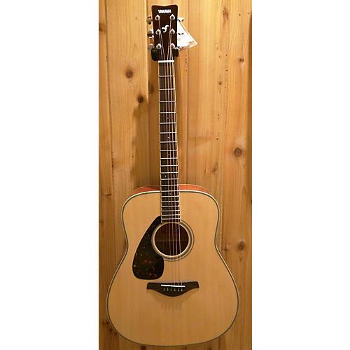 Yamaha FG720S Left Handed Acoustic Guitar