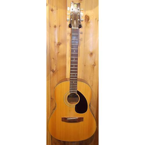 Yamaha FG75 Acoustic Guitar