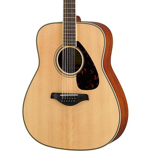 Yamaha FG820-12 Dreadnought 12-String Acoustic Guitar