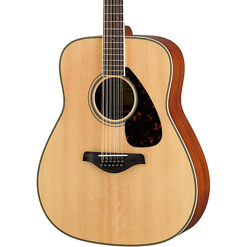 Yamaha FG820-12 Dreadnought 12-String Acoustic Guitar