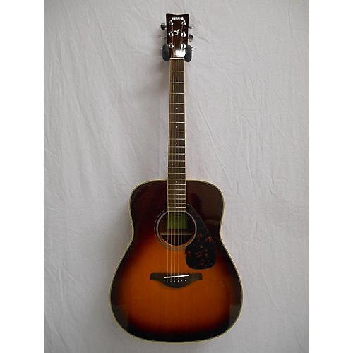 Used yamaha fg820 acoustic guitar guitar center for Yamaha fg820 review