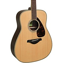 FG830 Dreadnought Acoustic Guitar Natural