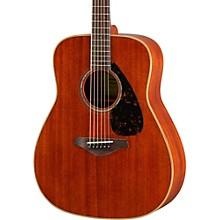 Yamaha FG850 Dreadnought Acoustic Guitar