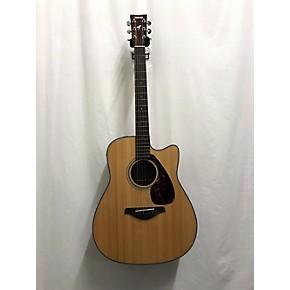 Yamaha Acoustic Guitar Fgx Sc