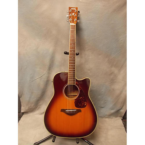 Yamaha FGX720SCA Acoustic Electric Guitar