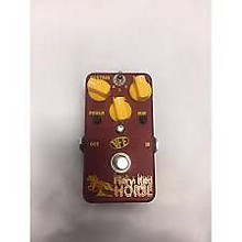VFE FIERY RED HORSE Effect Pedal