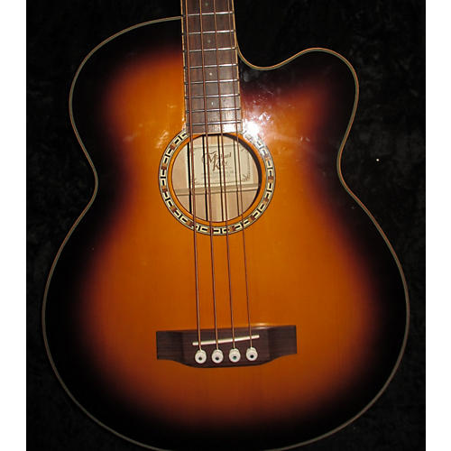 Michael Kelly FIREFLY 4 Acoustic Bass Guitar