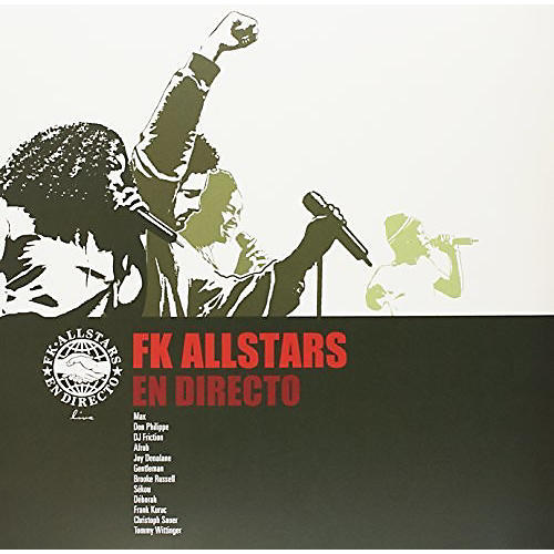 Alliance FK Allstars - En Directo