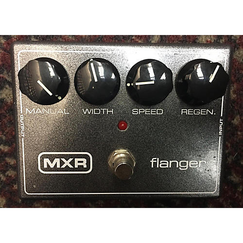 MXR FLANGER Effect Pedal