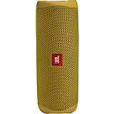 JBL FLIP 5 Waterproof Portable Bluetooth Speaker w/ built in battery and microphone Yellow