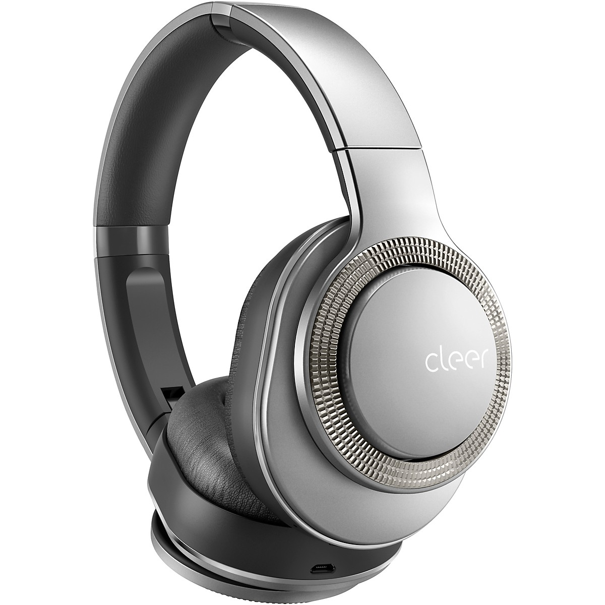 Cleer FLOW Bluetooth Hybrid Noise Cancelling Headphones