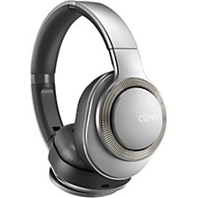 FLOW Bluetooth Hybrid Noise Cancelling Headphones Silver