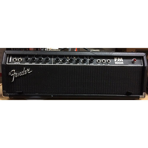 Fender FM100H 100W Solid State Guitar Amp Head