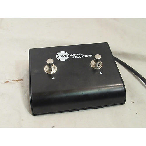 Live Wire Solutions FOOTSWITCH Pedal