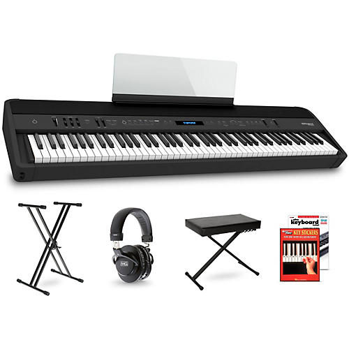 Roland FP-90X Digital Piano Package