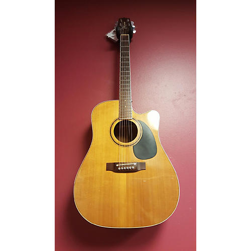 In Store Used FP360SC Acoustic Electric Guitar