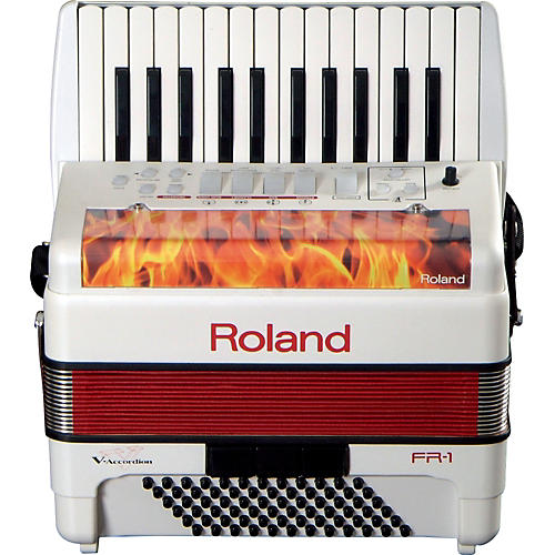 Roland FR-1 V-Accordion Piano or Button Type