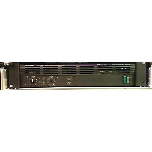 Mackie FR1400i Power Amp
