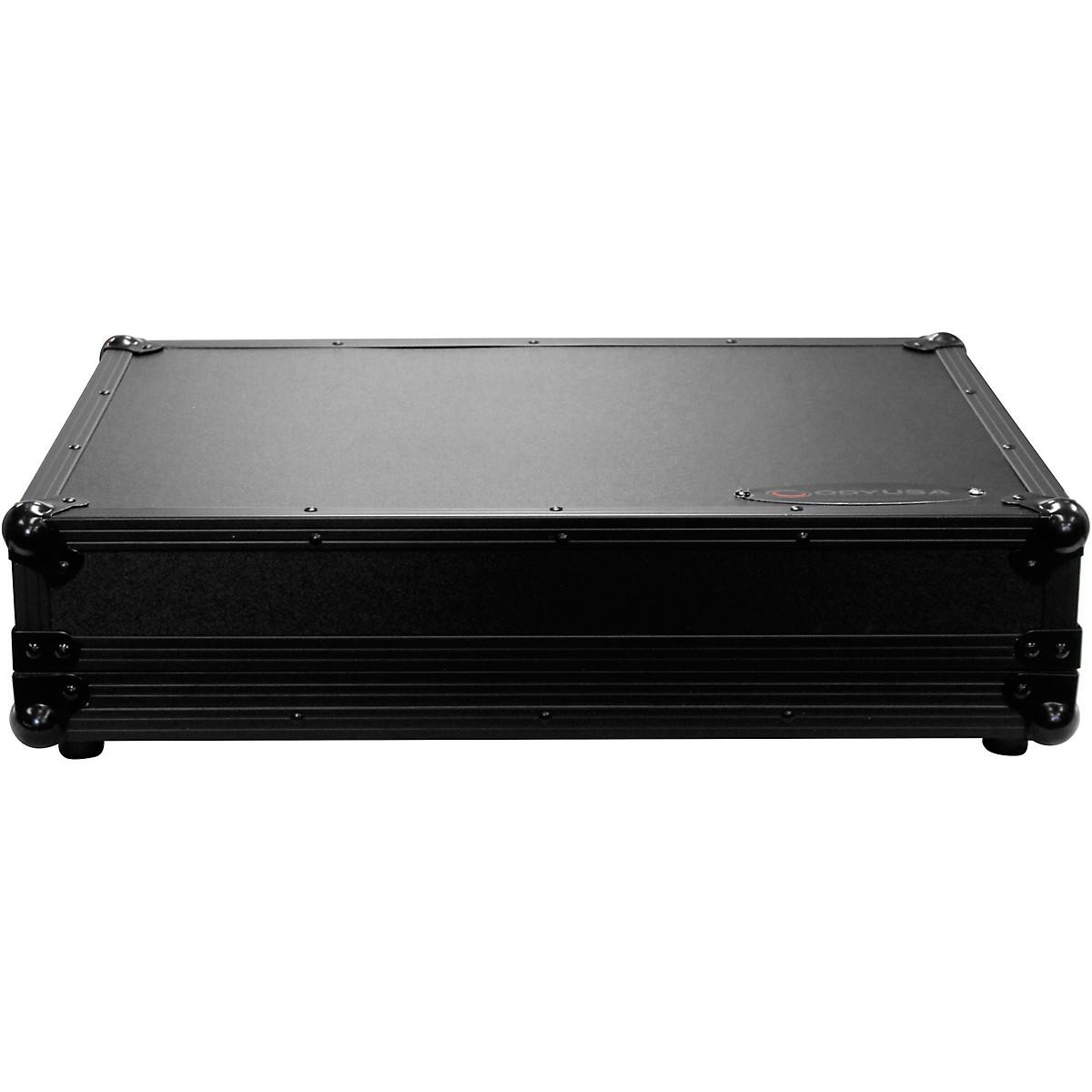 Odyssey FRPIDDJRRBL Black Label Low Profile Pioneer DDJ-RR / DDJ-SR DJ Controller Case
