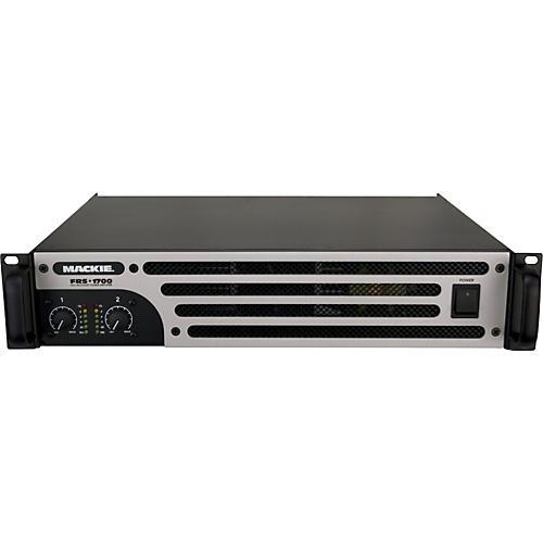 Mackie FRS-1700 1660-Watt 2-channel Lightweight Power Amplifier