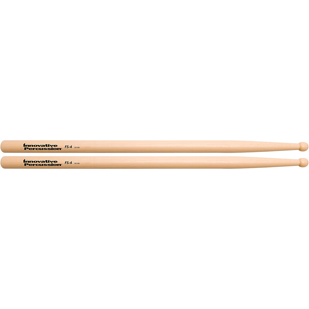 Innovative Percussion FS-4 Hickory Marching Snare Drum Stick