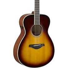 FS-TA TransAcoustic Concert Acoustic-Electric Guitar Brown Sunburst