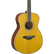 FS-TA TransAcoustic Concert Acoustic-Electric Guitar Vintage Tint
