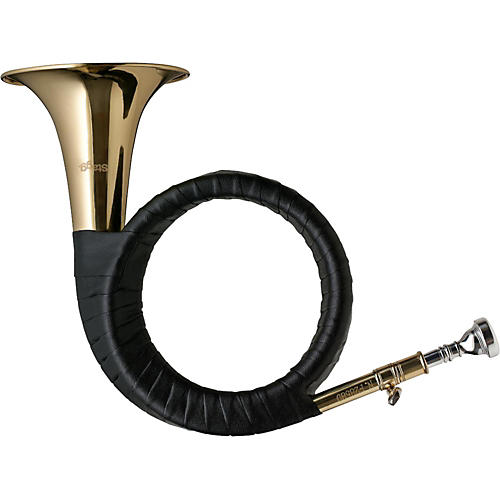 Stagg FS275S Bb Hunting Horn with Bag