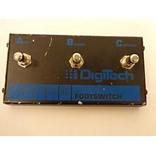 Digitech FS300 MIDI Foot Controller